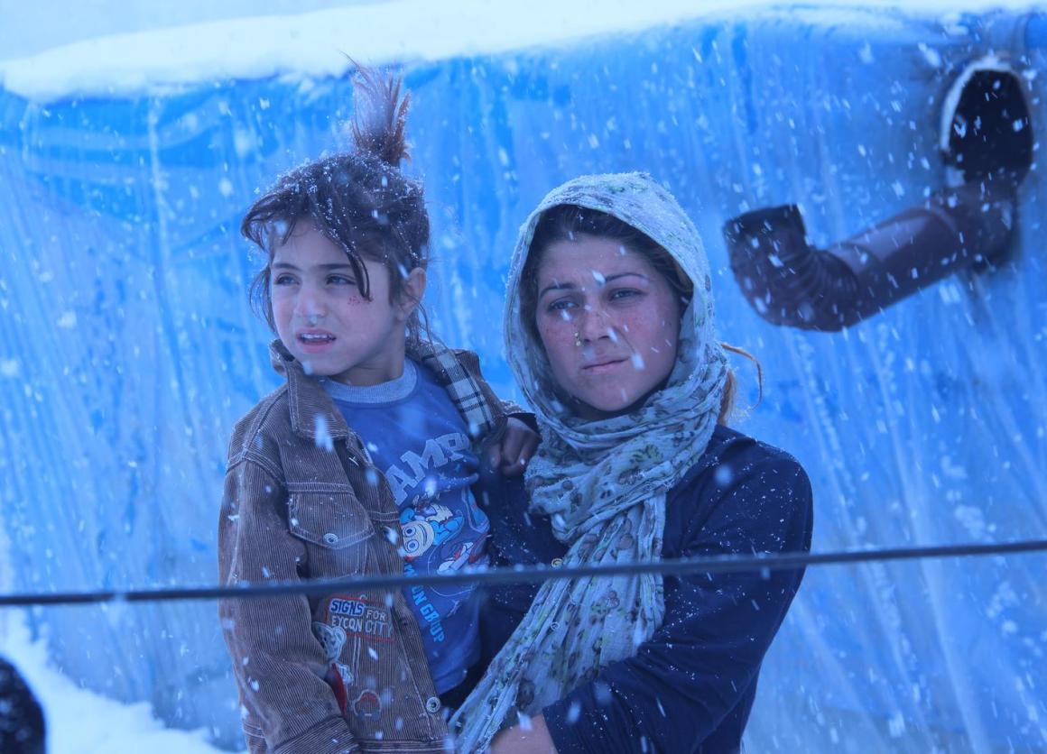 Refugees coldx
