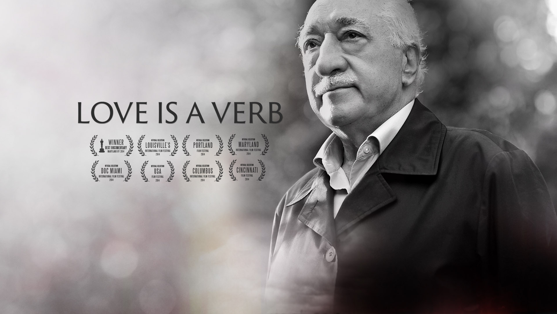 Love is a verb posterx