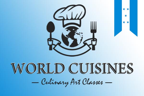 World Cuisines 5-HO